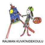Rauman-kuvataidekoulu-logo-maalari