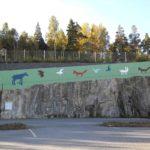 Metsän paraati Rauman kuvataidekoulu