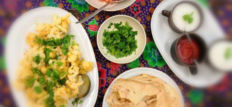 Intialainen ruoka 1