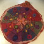 huovutettu mandala matto