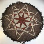 mandala istuinalunen tähti