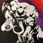 Draguel, Venom, sarjakuvahahmo