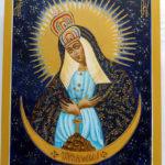 Ikoni Ostrobraman Jumalanäiti