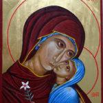 Ikoni Pyhä Anna