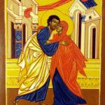 Ikoni Pyhä Joakim ja Anna