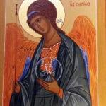 Ikoni Pyhä Ylienkeli Gabriel
