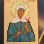 Ikoni Pyhä Agrippina
