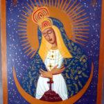 Ikoni Ostrabraman Jumalan äiti