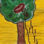 Haifa, Itkevä puu