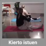 Joogaa selän hyvinvointiin (4)