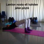 Joogaa selän hyvinvointiin (6)