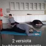 Joogaa selän hyvinvointiin (7)