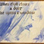 Kalligrafian kauniisti kirjoitettuja sanontoja (10)