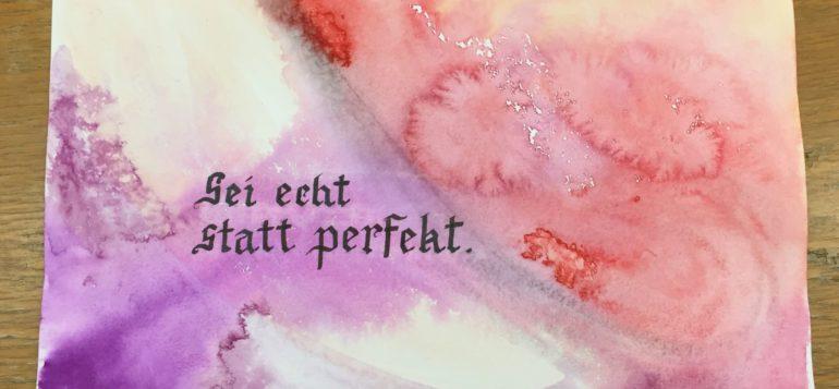 Kalligrafian kauniisti kirjoitettuja sanontoja (11)