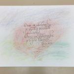 Kalligrafian kauniisti kirjoitettuja sanontoja (6)