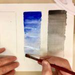 Kalligrafian värikurssi (11)
