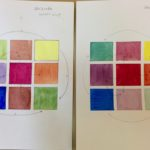 Kalligrafian värikurssi (23)