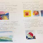 Kalligrafian värikurssi (24)