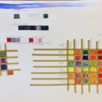 Kalligrafian värikurssi (28)