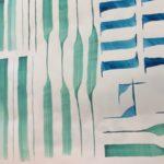 Kalligrafian värikurssi (6)