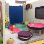Kässää ja kuvista lapsille, sisustussuunnitelma huoneeseen 2