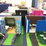 Kässää ja kuvista lapsille, sisustussuunnitelmia huoneisiin