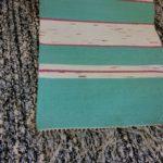 Kodisjoen kudonta, matto ja liina