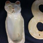Lapin keramiikka, kissa-astia
