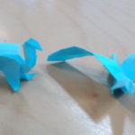 Origami-lohikäärmeet2 Taitava ti