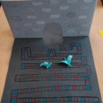 Origamipeli-lohikäärmeet Taitava ti