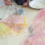 Siipien maalausta