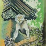 Temppelin vartija - ML Jalava - Tiina Sokan valokuvasta