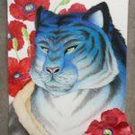 Tiikeri mies ja unikot - Draguel
