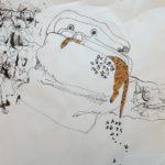 Tushimaalaus ja akryylikulta