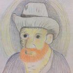 Vincent puuväreillä - Tuija