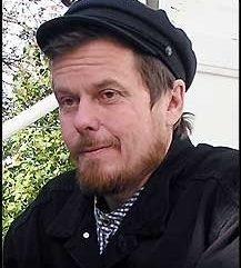 Raumalainen kirjailija Tapio Koivukari