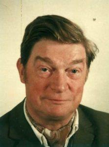 Raumalainen kirjailija Tauno Koskela