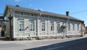 Rauman museon toimistorakennus
