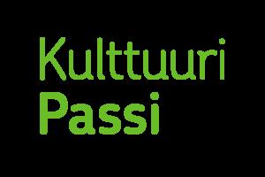 Kulttuuripassin logo