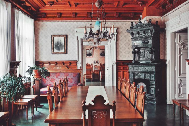 Marela museon ruokasali