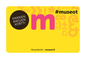 Museum card in Finland