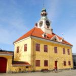 Rauman museo, Vanha Raatihuone edestä