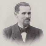 Fredrik Lehtisen muotokuva, Rauman museon perustaja