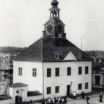 Vanha Raatihuone Raumalla 1899