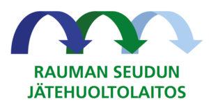Rauman seudun jätehuoltolaitoksen logo