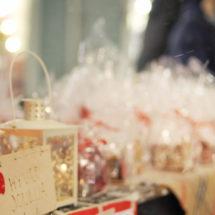 Joulumarkkinat myyjäiset lyhty