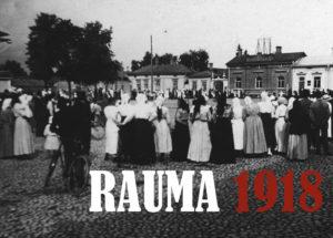 Raumaa vuonna 1918