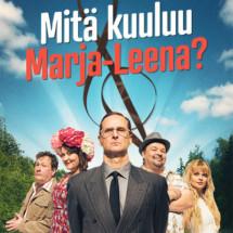 Mitä kuuluu Marja-Leena? -kesäteatterinäytelmän juliste.