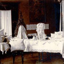 Pitsinäyttelyä Vaasassa vuonna 1910.
