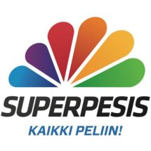 Superpesiksen logo.